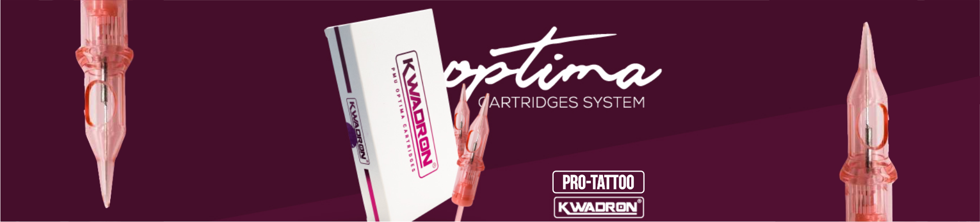 Kwadron optima Cartridges