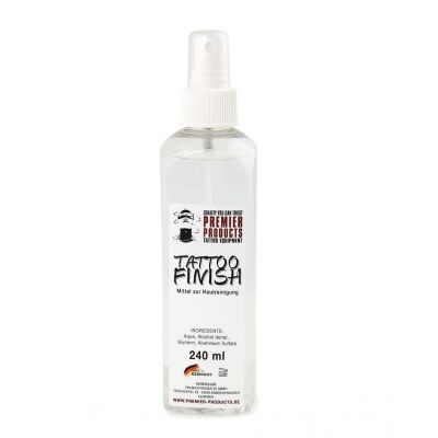 PREMIER PRODUCTS - TATTOO FINISH