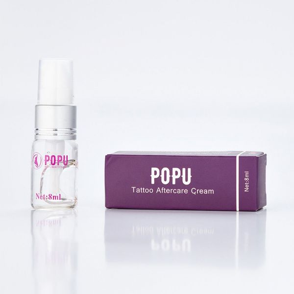 POPU AFTERCARE CREAM - KRÉM NA PERMANENTNÝ MAKE UP